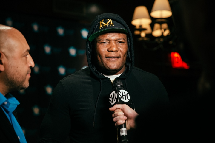 Luis Ortiz Suspended By WBA And Removed From Rankings
