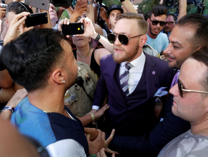 McGregor pay-per-view numbers expected to set a record