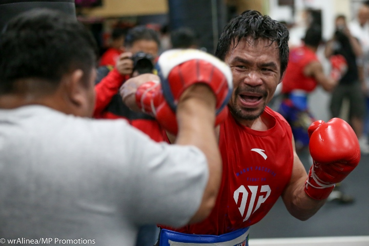 Manny Pacquiao Predicts A Knockout of Adrien Broner