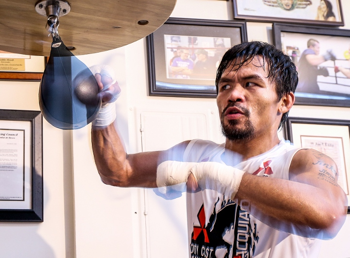 Pacquiao insists KL fight on, Arum quiet