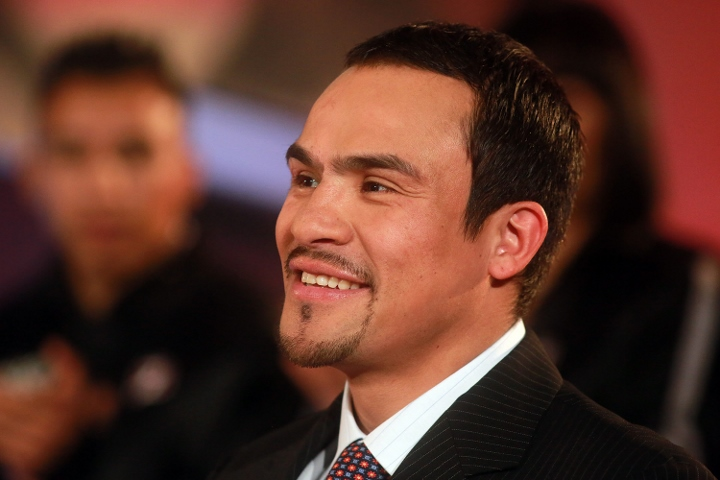 Boxing legend Juan Manuel Marquez hangs up his gloves