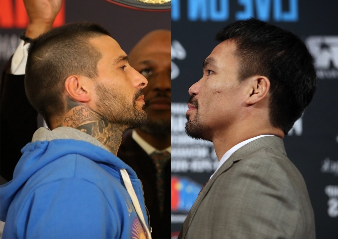 Image result for Lucas Matthysse vs Manny Pacquiao