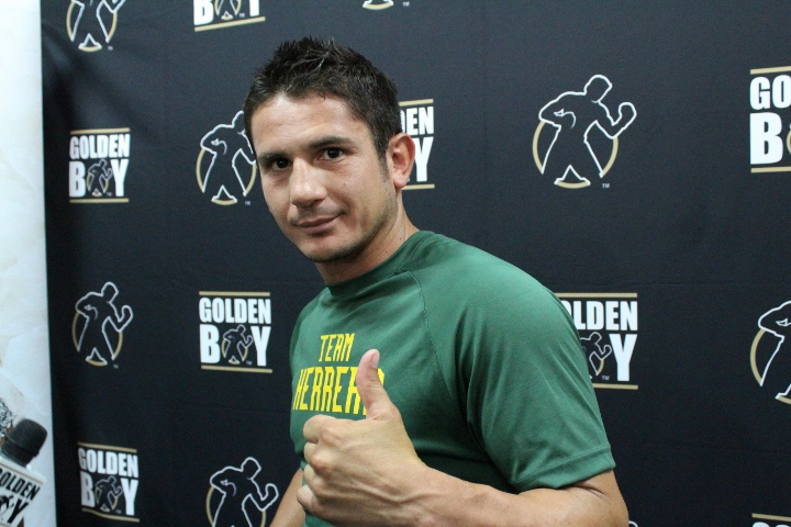Cano: Fight Against Mauricio Herrera Will Be My Launching ...
