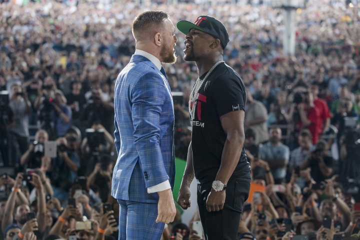 McGregor is going to get killed boxing Mayweather: Mike Tyson