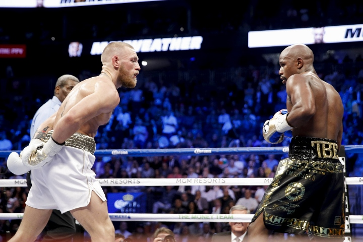 McGregor Explains Why He Wants & Wins Mayweather Rematch