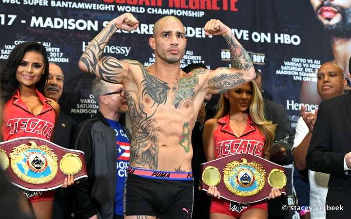 LIVE BLOG Miguel Cotto vs Sadam Ali