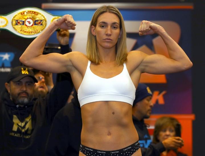 Mikaela Mayer