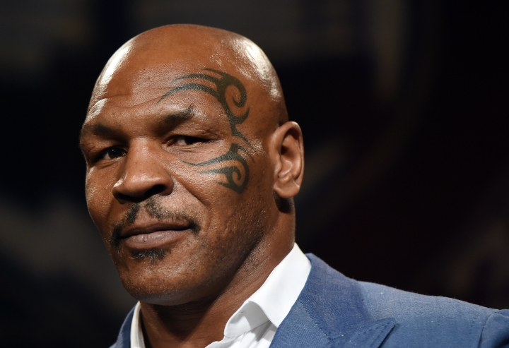 Mike Tyson Open To Doing Exhibition Fights For Charity - Boxing News