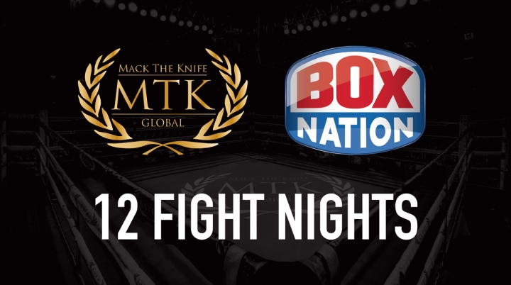 BoxNation, MTK Global Reach Agreement For 12 Events - Boxing News