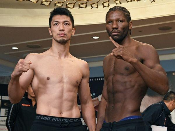 Murata gains revenge, world title