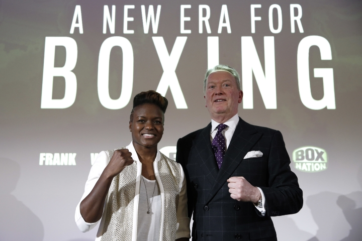 Nicola Adams retires from boxing due to fears of vision loss
