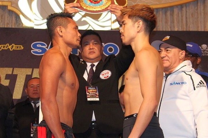 Donnie Nietes earns world title in fourth weight division