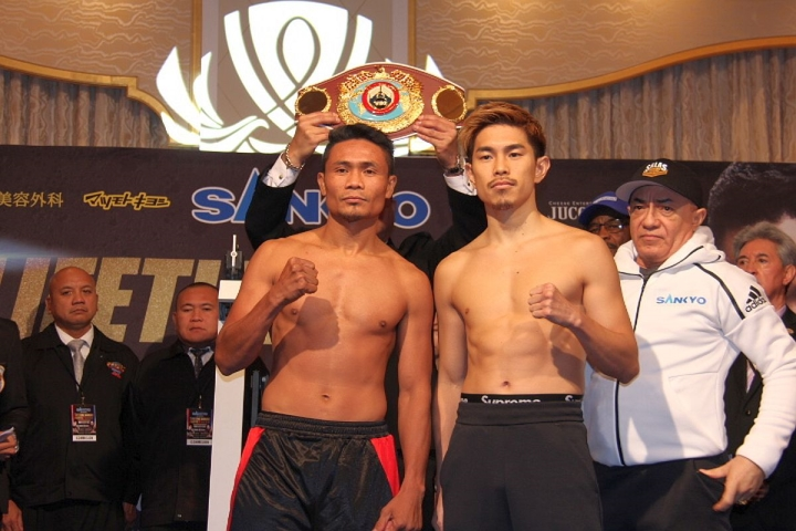 Nietes beats Ioka, captures 4th world title
