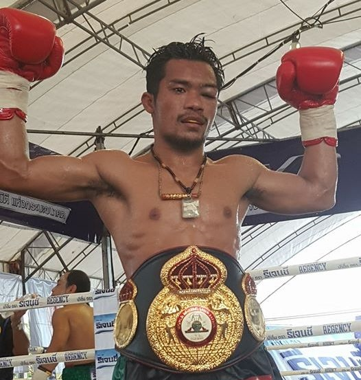 Pinoy boxer loses in minimumweight title tiff vs Thai champ