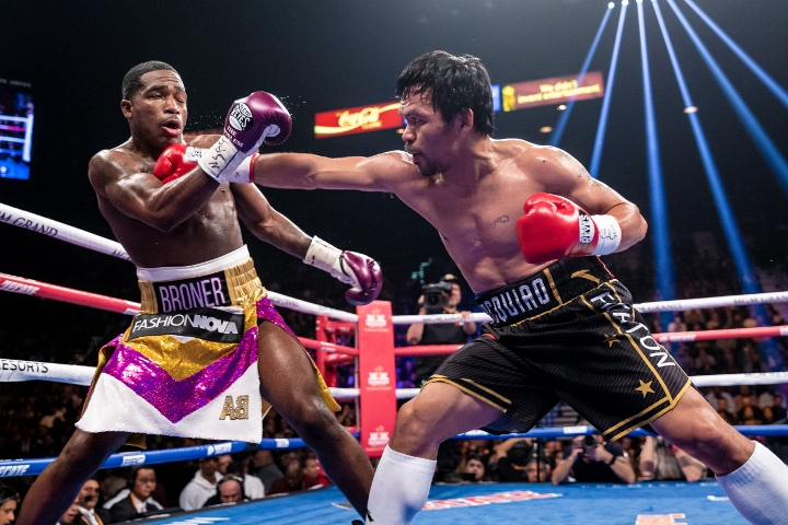 Manny Pacquiao's Home Broken Into Less Than 24 Hours After Broner Fight