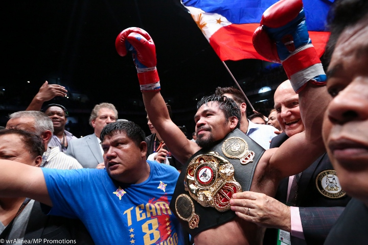 How To Watch Pacquiao vs Matthysse Live Stream