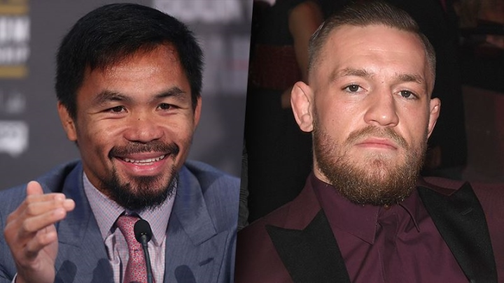 Dana White Threatens to Sue Pacquiao