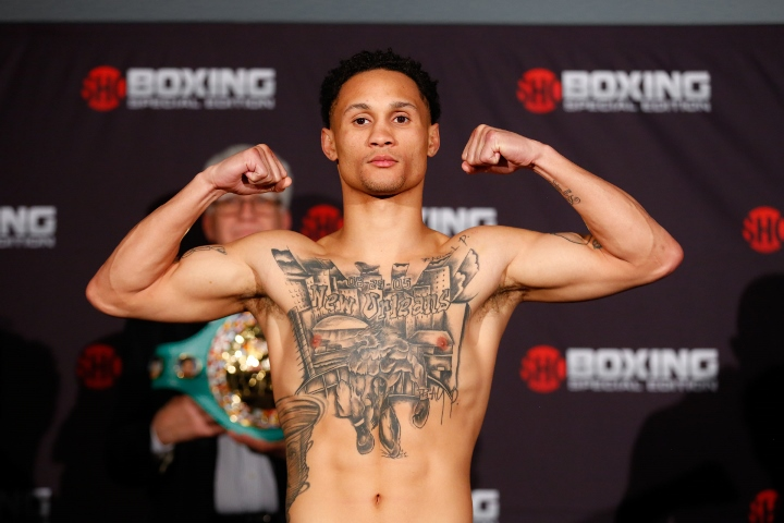 Regis Prograis Steamrolls Julius Indongo in 2