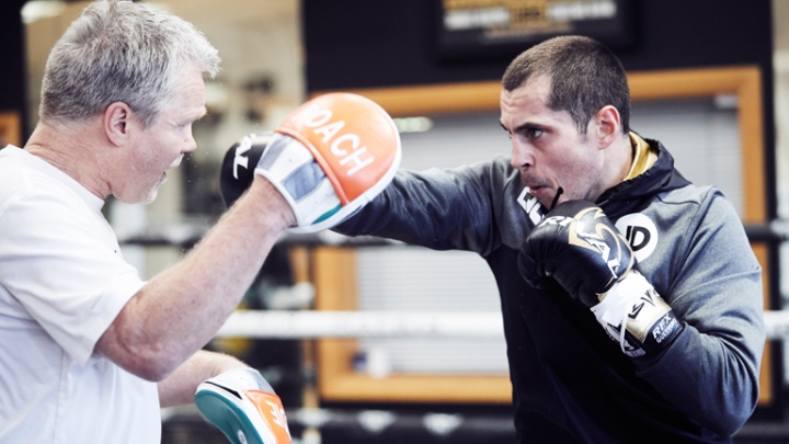 Scott Quigg on verge of sealing world title bid against Oscar Valdez""