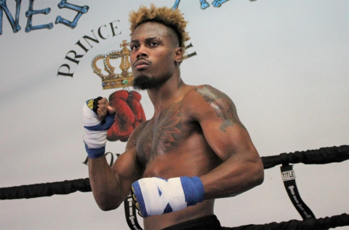 Raeese Aleem Continues To Train, Hopes For Title Shot Next - Boxing News