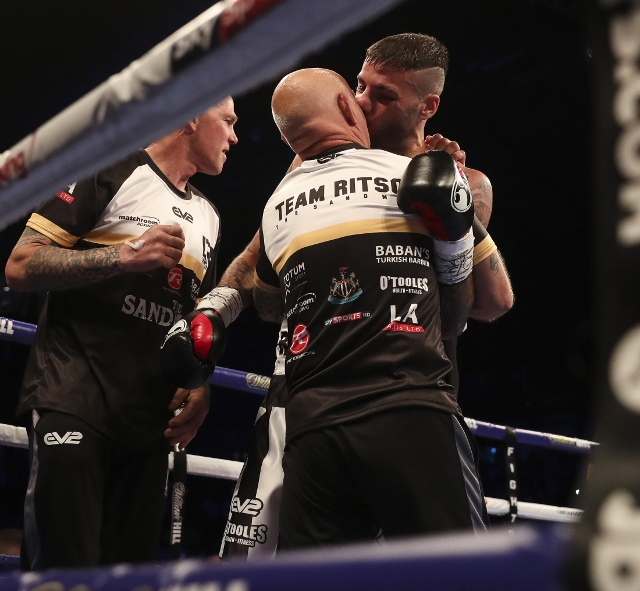 Photos: Lewis Ritson Crushes Paul Hyland Jr. In One Round