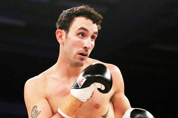 Brit boxer rushed to hospital after falling ill following gruelling fight