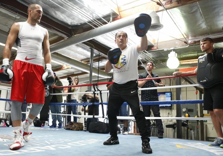 HBO Boxing: Ward vs. Kovalev 2 Results