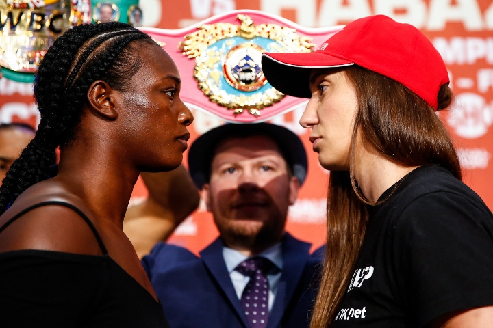 Claressa Shields fight in Flint canceled after weigh-in violence