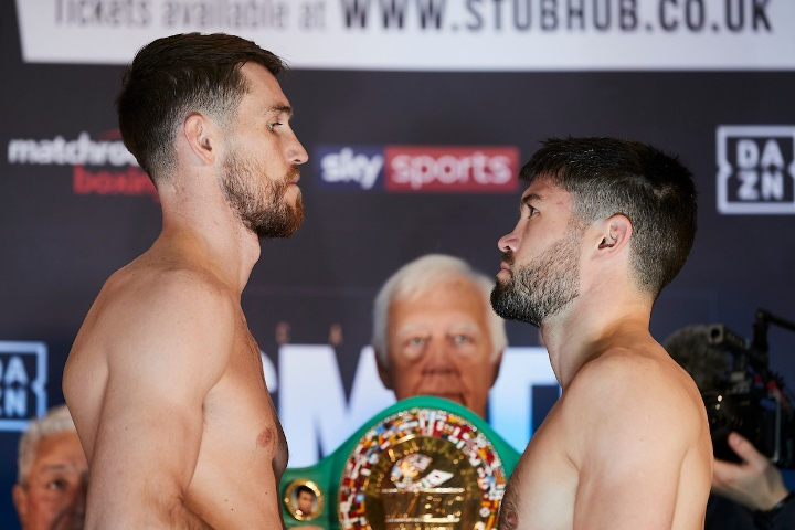 Callum Smith defends WBA 'super' belt but toils against gutsy John Ryder