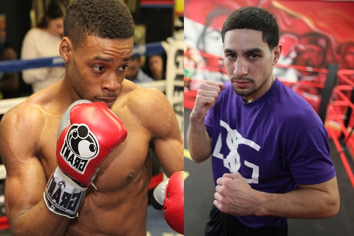 Errol Spence Would Bypass Hometown Fight For Danny Garcia - Boxing ...