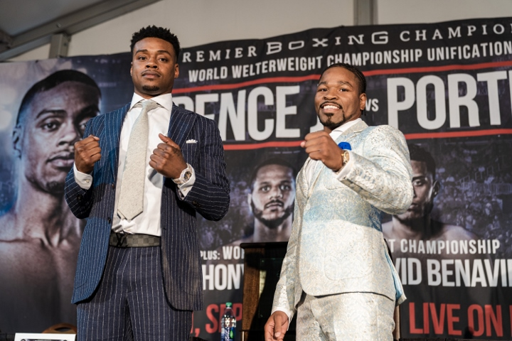 Image result for porter vs spence