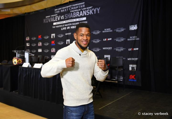Kovalev defeats Mikhalkin via 7th-round TKO