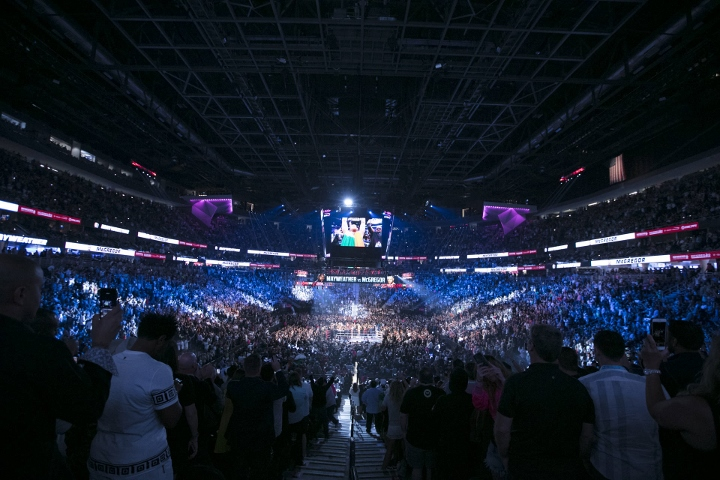 Csac To Cancel Bouts If Fighter Is 15 Over Contracted Weight