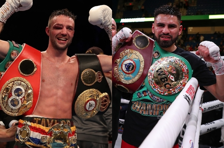 Catterall Will Not Step Aside To Allow Josh Taylor vs. Jose ...
