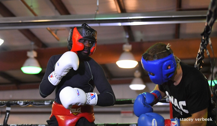Media Workout Notes & Quotes: Crawford and Horn Prepare for Las Vegas Showdown