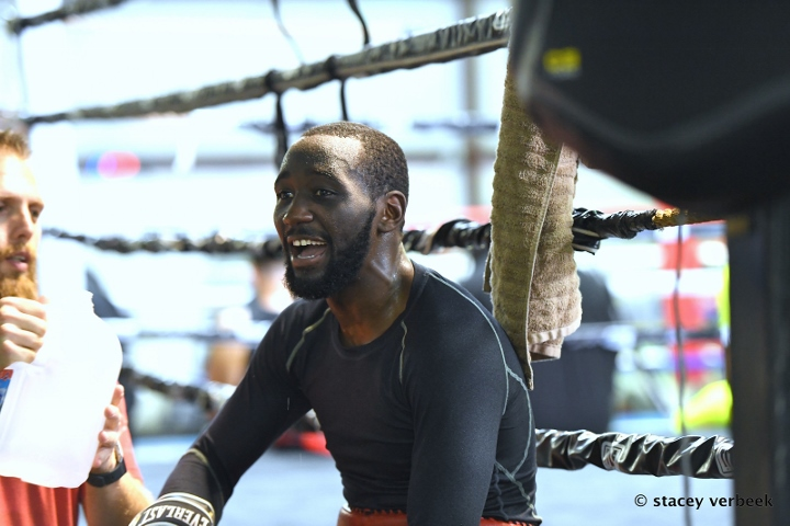 Crawford ready to shut Jeff Horn camp up