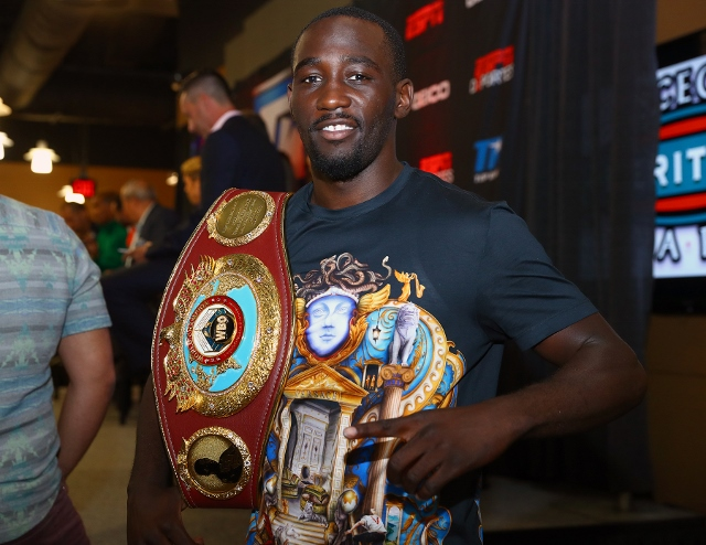 "Terence Crawford ""Camp Life"" - Four Part Series Debuts"