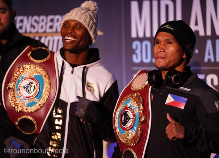 Casimero stops Tete to win WBO bantamweight belt