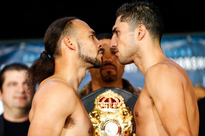 2019年1月27日WBA拳赛 瑟曼vs洛佩兹 - 直播[视频] Thurman vs. Lopez