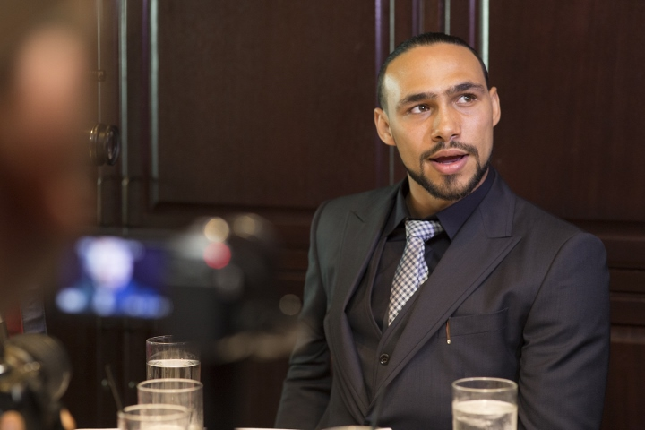 Sugar Ray and Hitman eager to see Thurman-Porter bout