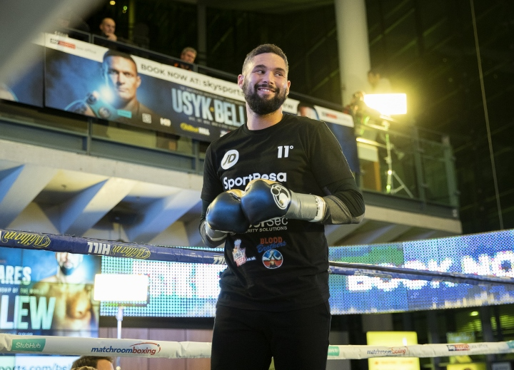 Tony Bellew v Tyson Fury: Talks started over huge heavyweight boxing bout