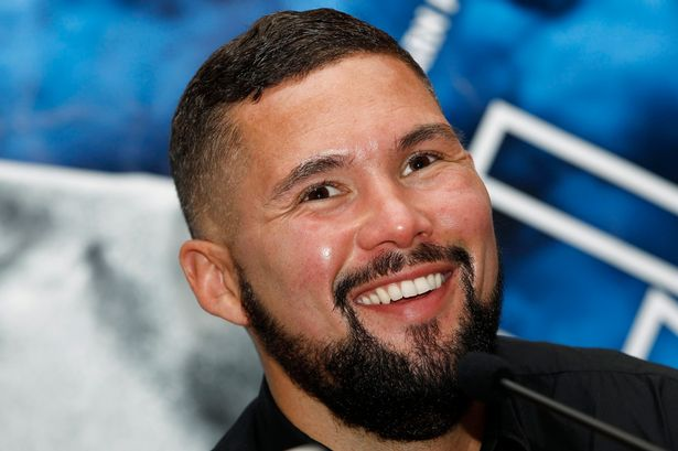 Tony Bellew wants Bisping in the cage and boxing ring