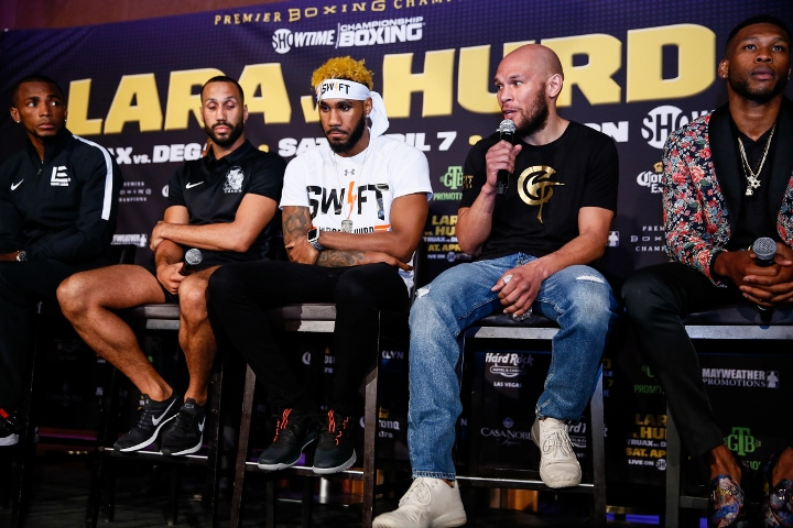 James DeGale Reclaims World Title In Rematch