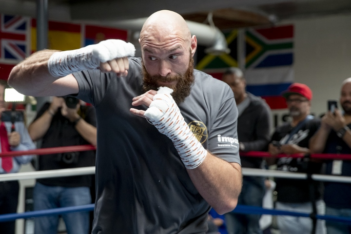Tyson Fury adds trainer Freddie Roach to corner for Deontay Wilder fight