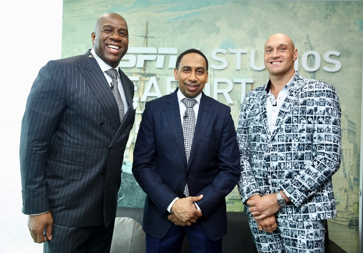 ¿Cuánto mide Magic Johnson? - Altura - Real height Y3qhbx3d