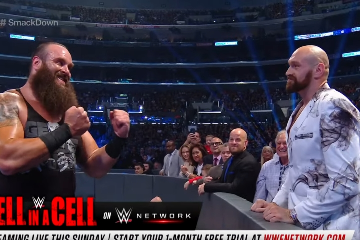 Backstage News On How Much Braun Strowman's New WWE Contract Is Worth