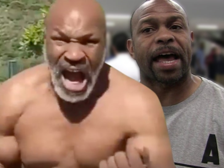 csac andy foster we can t mislead public that mike tyson vs roy jones jr is real fight boxing news mike tyson vs roy jones jr