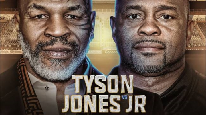 Roy Jones Hopes To Face An Explosive Mike Tyson In November Boxing News