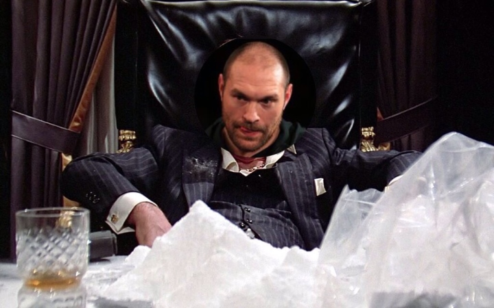 Image result for tyson fury montana