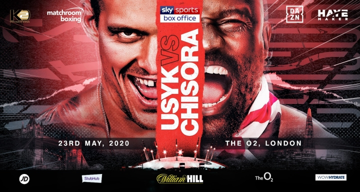 'Born Fighter' Chisora: